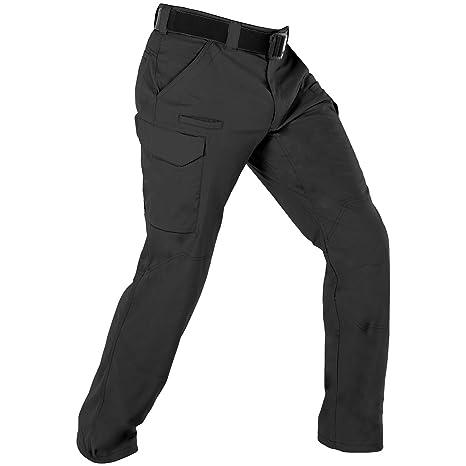 valor fabuloso brillante en brillo Amazonas First Tactical Hombre Velocity Pantalones Tácticos Negro ...