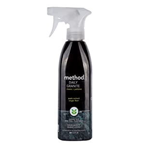 Method Daily Granite Cleaner, Apple Orchard, 12 Ounce