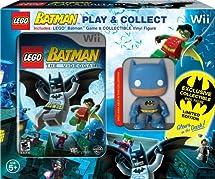 Lego Batman Play & Collect - Nintendo Wii