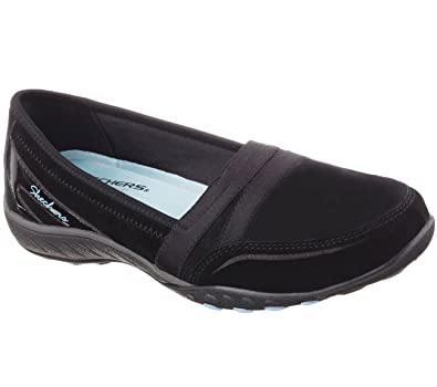db0ea7eba92f0 Skechers Relaxed Fit Breathe Easy Leisurely Womens Loafers