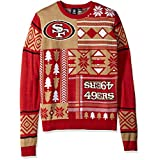 NFL Patches Ugly Sweater- Pick Team!