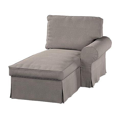 Dekoria Fire retarding IKEA EKTORP Chaise Longue Derecha ...