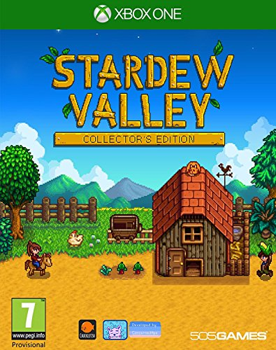Stardew Valley Collectors Edition  Xbox One   Uk Import