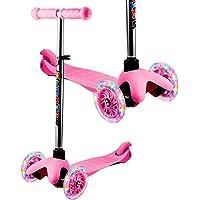 WeSkate - Patinete infantil de 3 ruedas