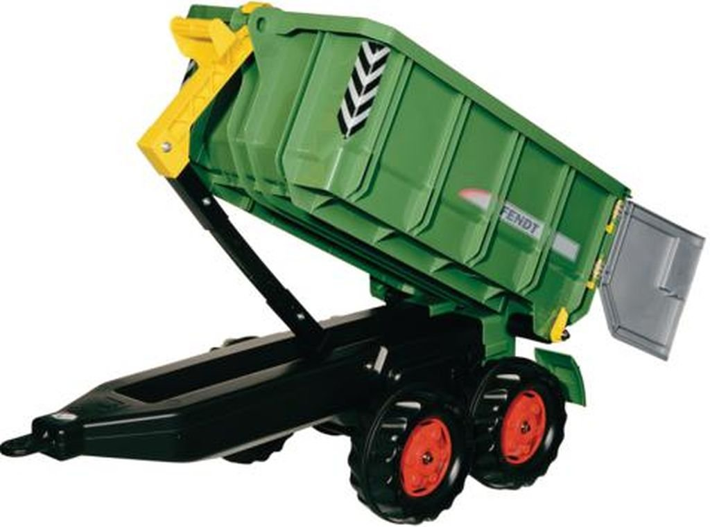 Kinder Traktor Fendt - rolly Container Fendt