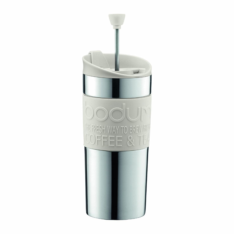 Acquisto Bodum Set caffè da viaggio, 0,35 l, colore: Crema Prezzi offerta