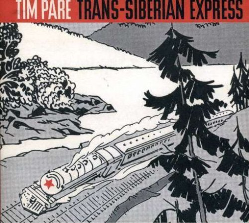 Trans-Siberian Express by Tim Pare