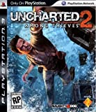 PLAYSTATION 3 PS3 GAME UNCHARTED 2 AMONG THIEVES NEW
