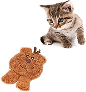 JZTRADING Juguetes para Gatos Juguete Gato Cosas para Gatos Catnip ...