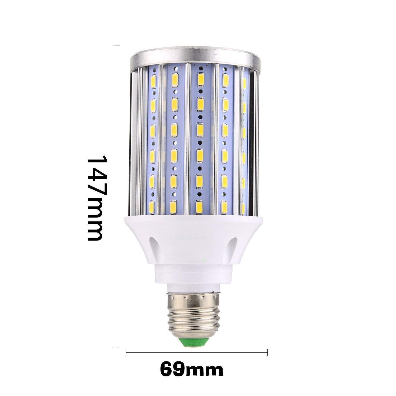 ,Risparmio Energetico Lampadina(35W-Luce calda) Equivalenti a 350W ONLT Lampadine Led E27,E27 35W 3450LM