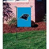 Party Animal Carolina Panthers Garden/Window Flag
