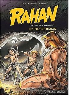rahan 3les fils de rahan french edition - Le Mariage De Rahan