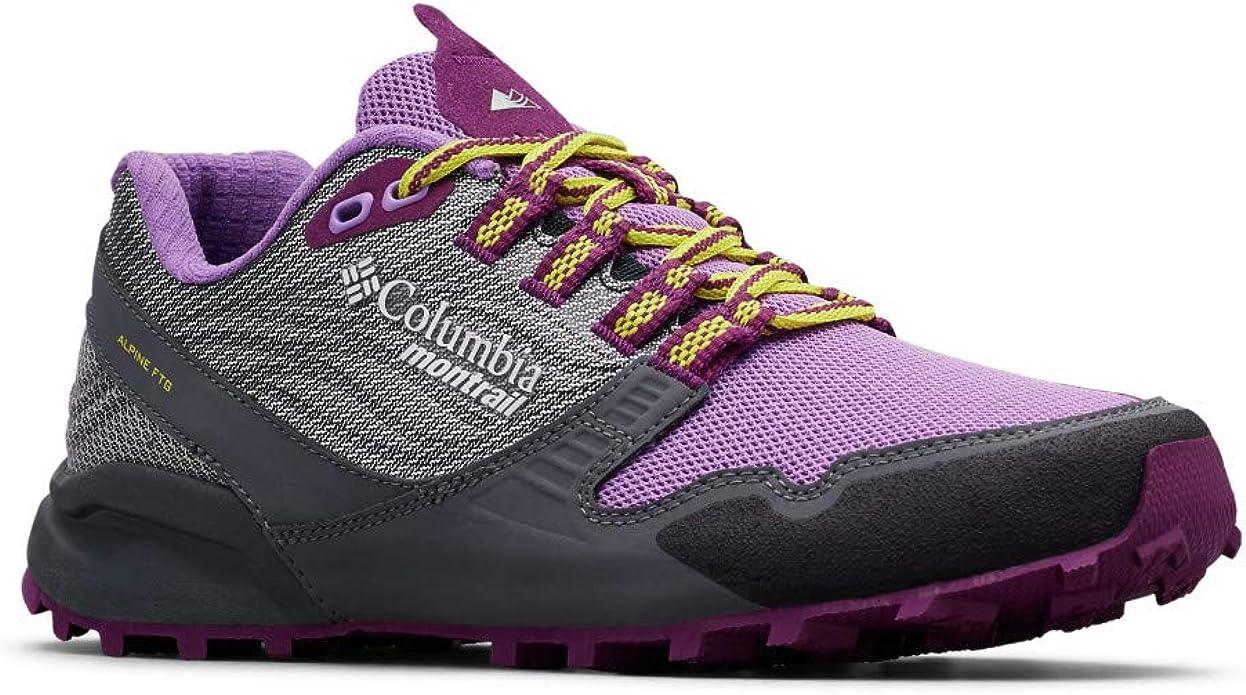 Columbia 哥伦比亚 Alpine FTG 女式越野跑鞋 38码2.1折$25.61 海淘转运到手约¥272