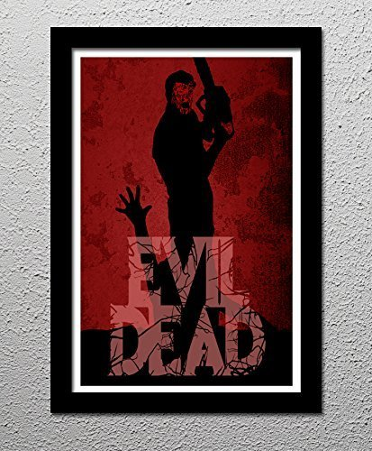 The Evil Dead - Bruce Campbell - Horror Movie - Original Min