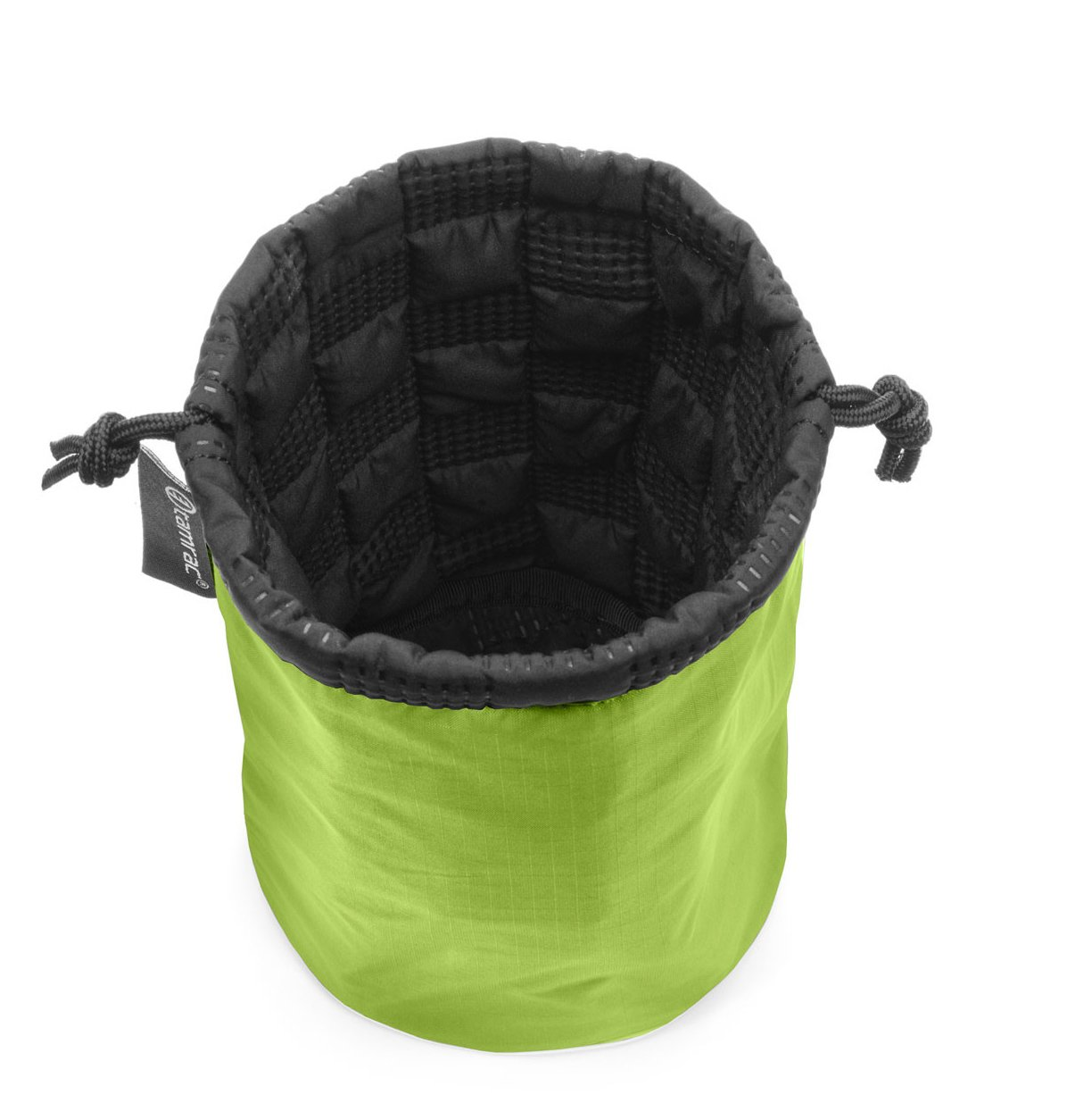 Easy-to-Access Protection Quilted Drawstring Ocean Tamrac Goblin Lens Pouch 5.3  Lens Bag