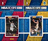 C&I Collectables NBA Golden State Warriors Men's Licensed 2016-17 Hoops Team Plus All-Star Set, White