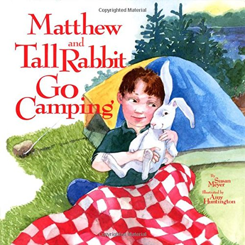 Download Matthew and Tall Rabbit Go Camping pdf epub