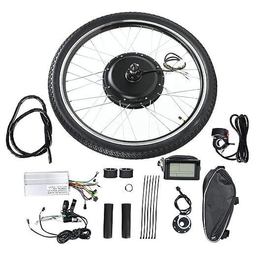 Caredy Kit de Ebike+ Medidor LCD, 36V 500W 26 Bicicleta ...