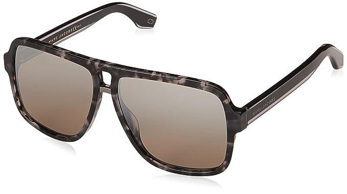 MARC JACOBS Marc Jacobs Herren Sonnenbrille » MARC 273/S«, grau, P30/G4 - grau/ silber