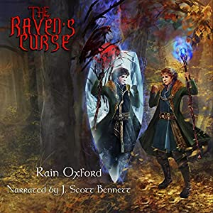 The Raven's Curse Audiobook