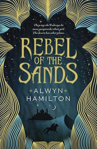 book cover of Rebel of the Sands