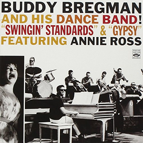 Buddy Bregman And His Dance Band   Swingin Standards     Gypsy