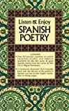 Listen and Enjoy Spanish Poetry, Dover Staff, 0486999289