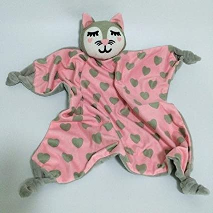 JEWH Soft Newborn Baby Set Rabbit Cat - Sleeping Dolls Bunny Giraffe - Play Security Kids