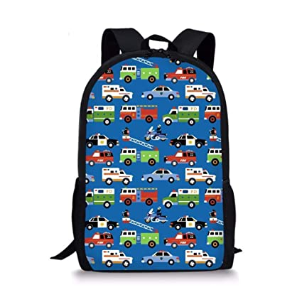 fb2a6203a9 Amazon.com  Kids Cartoon Toys Animals Printing Backpack Primary Students School  Bags  Computers   Accessories