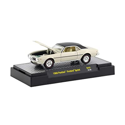 M2 Machines 1:64 Detroit Muscle Release 43 1968 Pontiac Firebird Sprint: Toys & Games