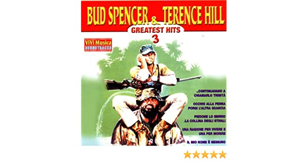 Bud Spencer Terence Hill Greatest Hits Vol 3 By Various