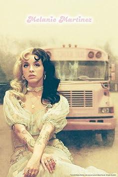 Melanie Martinez Pink Bus Crybaby Detention K12 Album Wall Decor Art Print Poster 12x18