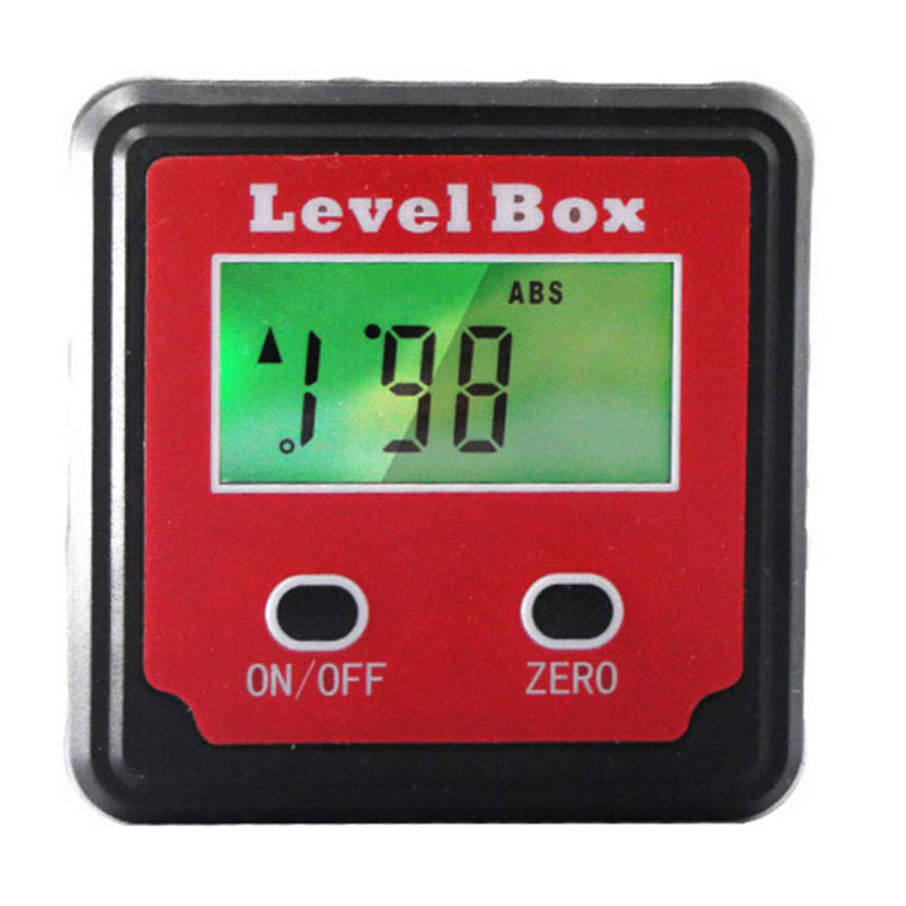 Digital Level Digital Inclinometer electronic Protractor level measure gauge