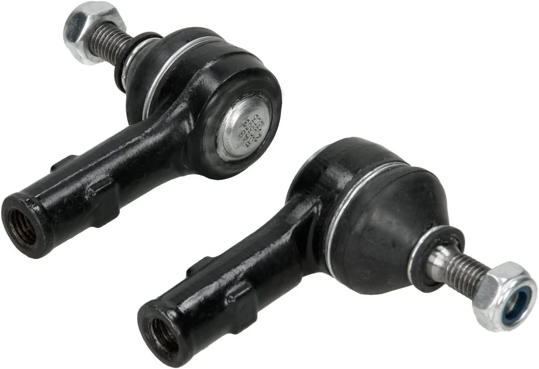 2 x Tie rod end right and left