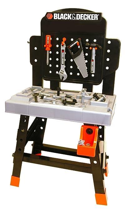 black+decker jr jr. learn to build 50 piece workbench playset ...