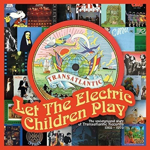 Let the Electric Children Play: Underground Story