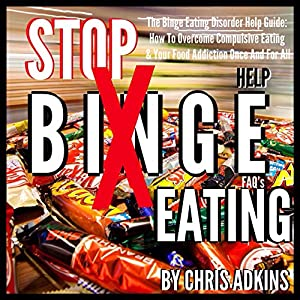 The Binge Eating Disorder Help Guide Audiobook