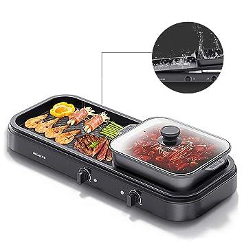 BBQ - The Electric Korean Barbecue Hot Pot Multifunción Y ...