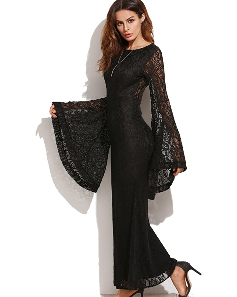Aofur Große Größen Kleid Partykleider Cocktail Kleid Elegantes ...