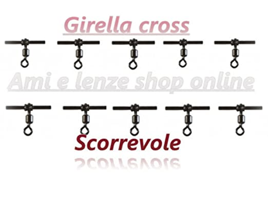 Original Girella A T Scorrevole Attacco Piombo Pesca Surfcasting Pasturatore Bigattini Fishing Equipment Other Fishing Equipment