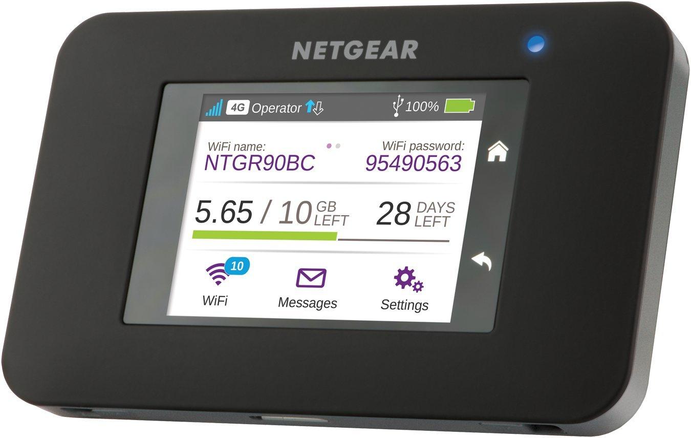 Netgear AC EUS Router móvil con pantalla táctil AirCard G G WiFi