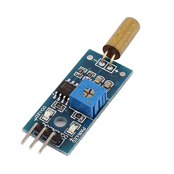 sourcingmap® Tilt Neigungswinkel Schalter Sensor Modul 3.3-5V DC 3 ...