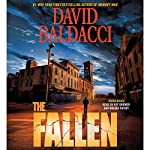 The Fallen Audiobook by David Baldacci Narrated by Kyf Brewer, Orlagh Cassidy