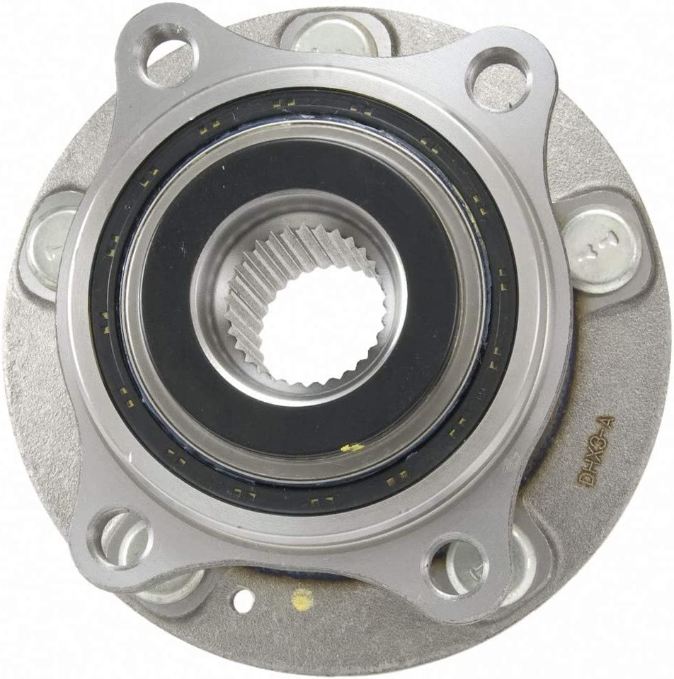 2009 fits Hyundai Veracruz Front Hub Bearing Assembly Two Bearings Included With Two Years Manufacturer Warranty