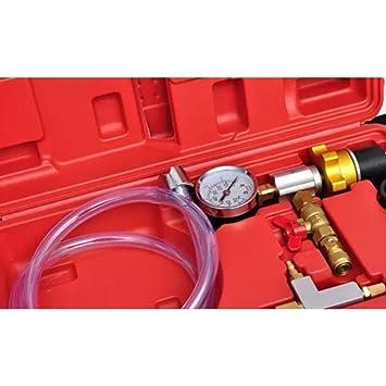Tuduo Auto Parts - Kit de Purga y Recambio para Sistema de refrigeración del radiador (6 Piezas): Amazon.es: Coche y moto