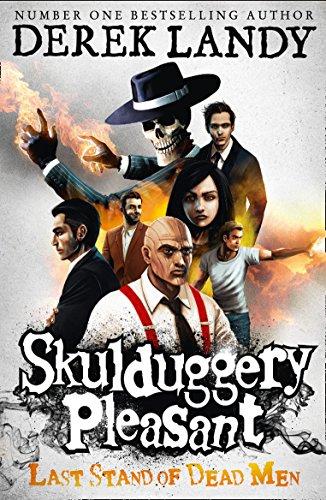 Endure Stand of Dead Men (Skulduggery Pleasant)