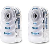 Deals on 2-Pk Zircon Leak Alert WiFi Smart Electronic Water Detector Alarm