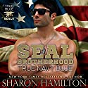 True Navy Blue Audiobook by Sharon Hamilton Narrated by J.D. Hart