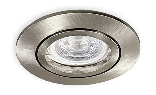 10-100 Stückz 3W LED Spot Einbauleuchte Einbau Strahler Set Decken Leuchte