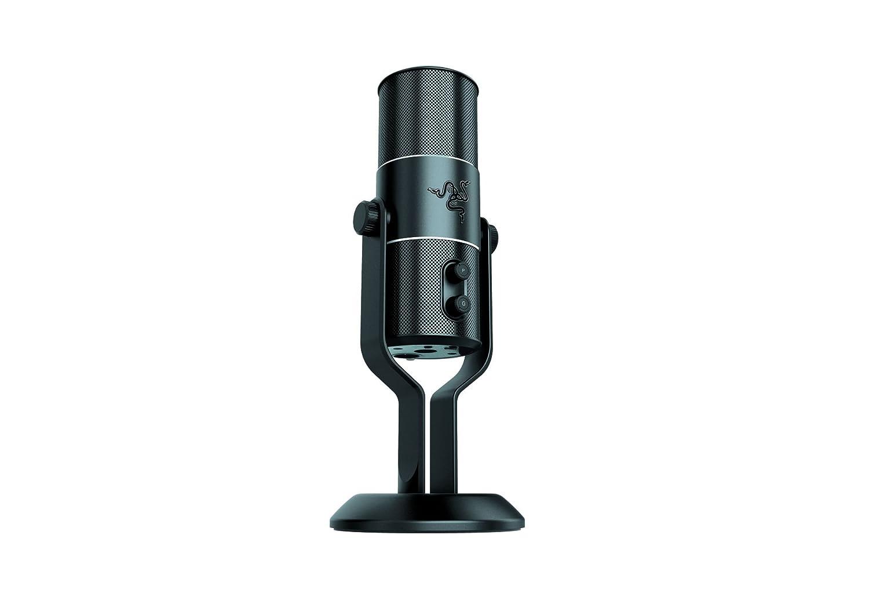 Razer Seiren Pro - Professionelles USB/XLR Mikrofon